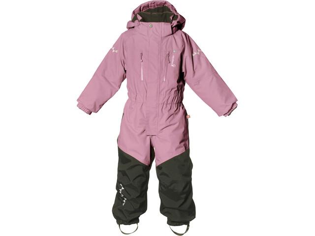 Isbjörn Penguin Snowsuit Kinderen, dusty pink